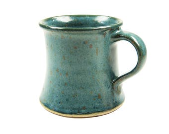 Ceramic Cup small green
