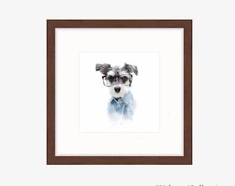 Personalized Pet Portrait & Phone Wallpaper