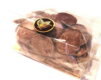 Belgian Chocolate Buttons 200 grams