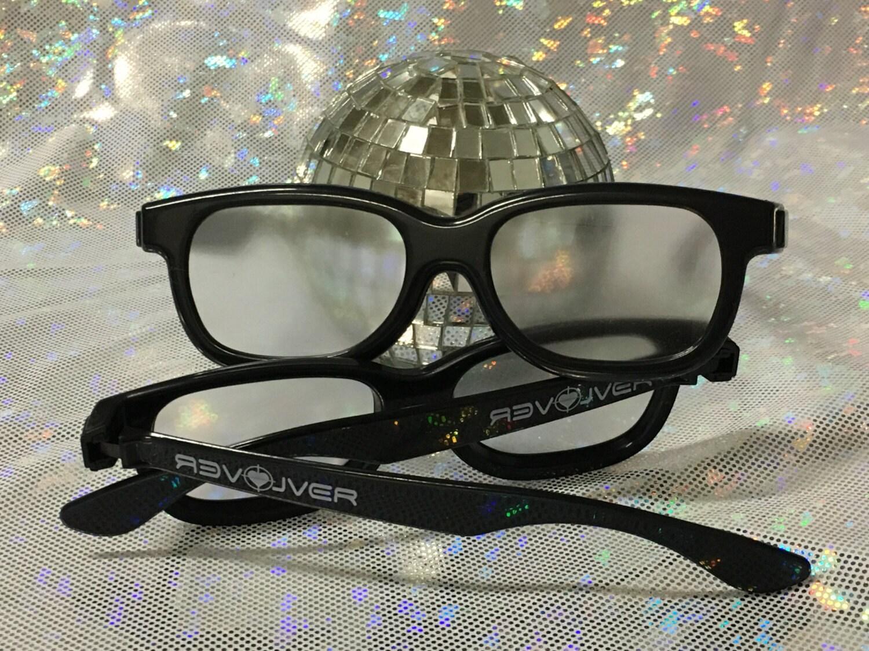 Herz Diffraction Gläser / / Kunststoffrahmen Feuerwerk 3D