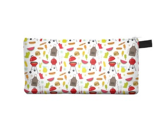 Barbecue Pencil Case - Free shipping USA and Canada