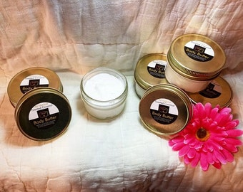 All Natural Toasted Coconut Body Butter