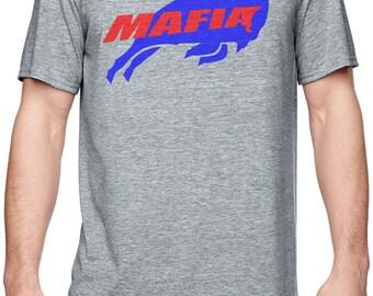 Buffalo Bills Mafia T-Shirt BillsMafia #BILLSMAFIA  NY
