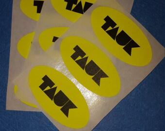 Tauk Stickers (12 pack)