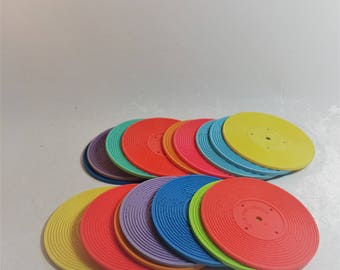 Vintage Fisher Price Replacement Records