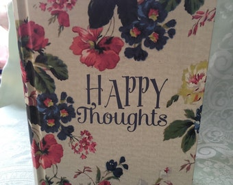 Tri Coastal Happy Thoughts Notebook