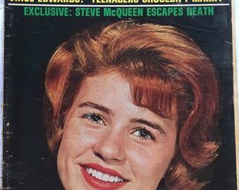 Silver Screen magazine Patty Duke 1965