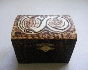 Oruboros Infinity Cosmic Snake Box