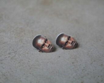 Kanye Earring Studs