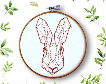 easter decorations hand embroidery pattern pdf easter bunny, beginner embroidery patterns, embroidery hoop art