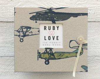 BABY BOOK | Vintage Planes Album