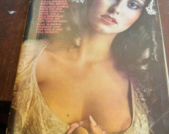 Vintage Play Boy Magazine February 1975 (Linda Lovelace)