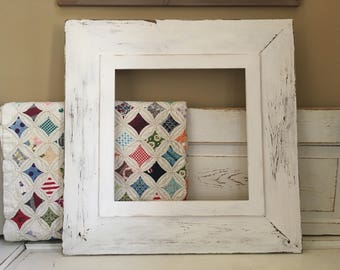 Handmade 16x16 Picture Frame