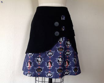 Diana cotton double layer skirt Sz 4
