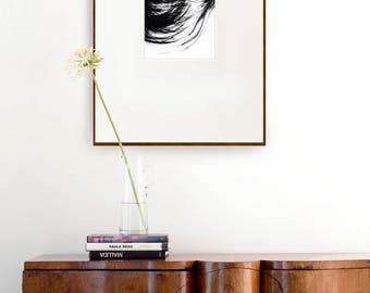 Abstract print, modern print, abstract print, art, print, prints, large print, digital print, glicee, black and white wall art print, nature