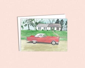 Thunderbird Card