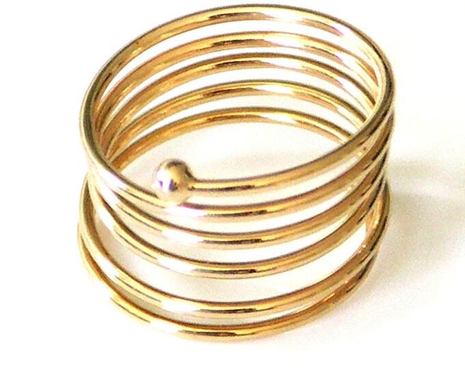 serpentine ring
