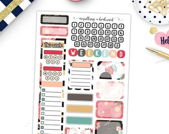 Glamorous Weekly Add-On Kit | 0401