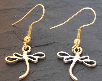 Earrings metal BCL.2373