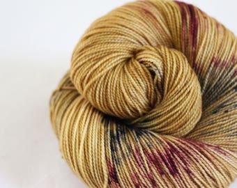 Calamity Jane - Gosling - 80/10/10 superwash merino/ cashmere/ nylon sock yarn