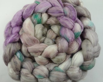70/30 Merino Silk Roving 4oz OOK #15