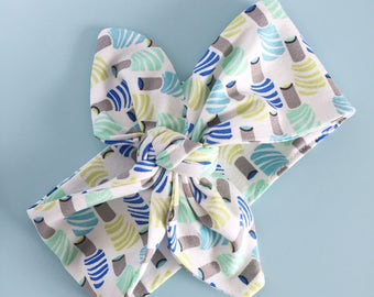 Headband for newborn and little girls hair