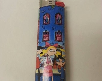 Helga and friends from Hey Arnold Lighter