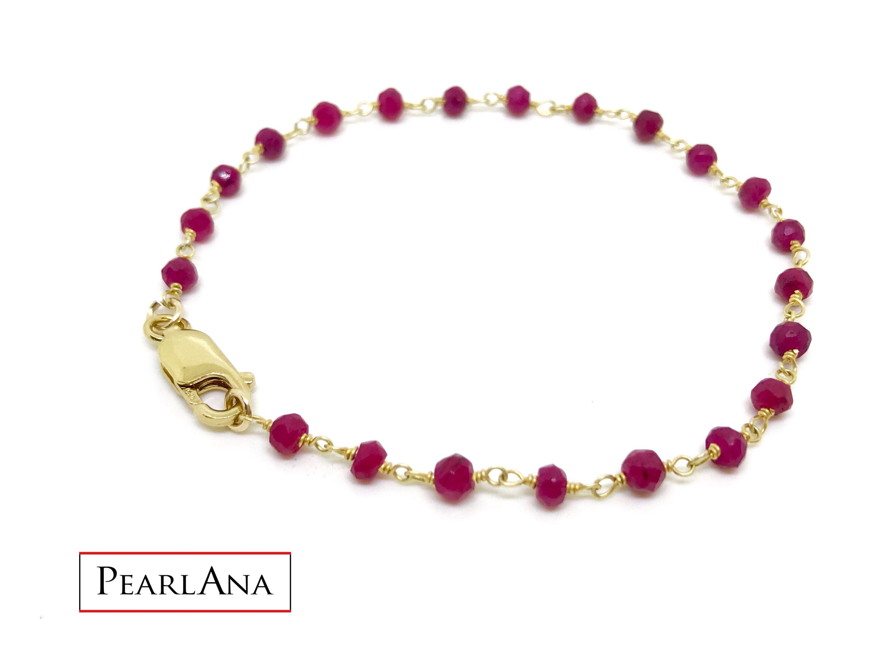 statement filled wire in red gold design ruby emma with the sapphire pink wrapped jewelry jewellery necklace