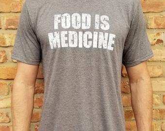 Food is Medicine T-shirt
