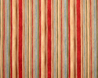 Striped Fabric Etsy