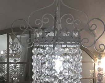 Crystal Chandelier Liberty