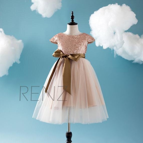 Soft Tulle Flower Girl Dress