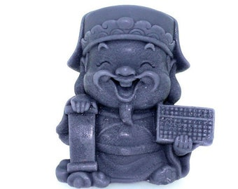 Buddha Soap Mold Flexible Silicone Mould Soap Candle Candy Cake Fimo Resin Crafts