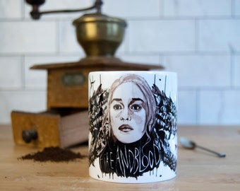 Daenerys Targaryen Mug.