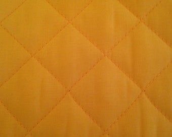 Yellow Small Appliance Covers Set Quilted Fabric Covers for Kitchen Appliances Made to Order