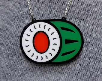 Juicy Watermelon - Necklace