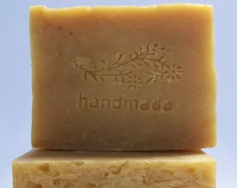 Dry County Cold Processed Soap - Natural Soap - Patchouli