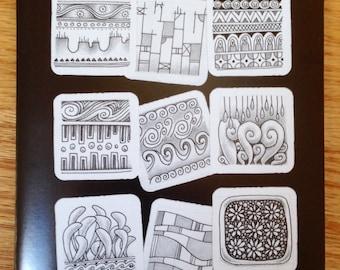 The Tangles of Kells - Printed Book