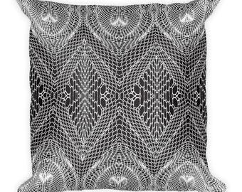 B+W Vortex Square Pillow