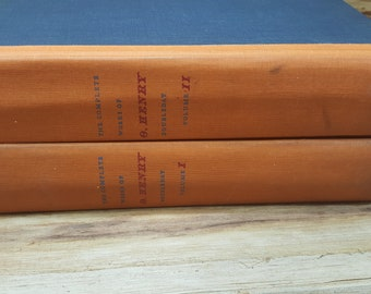The Complete Works of O'Henry, volumes 1 and 2, 1953