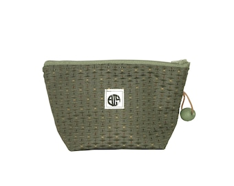 Accessory Bag - Olive
