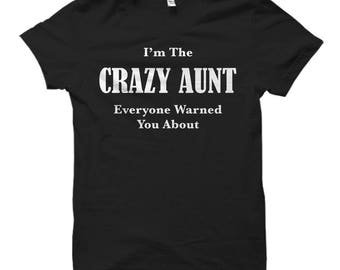 Cute Aunt Gift, New Aunt Gift, Gift for Aunt, New Aunt Shirt, Shirt for Aunt, Aunt Gifts, Aunt Shirts, Funny Aunt T-Shirt #OS420