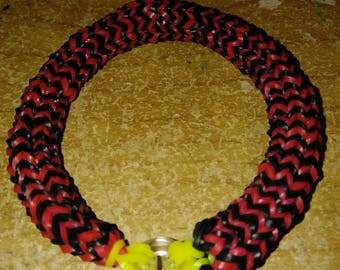 Black and Red Hexafish