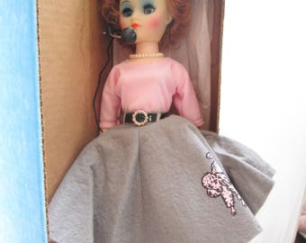 VINTAGE TELEPHONE DOLL