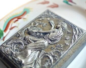 Art Deco Autumn Soap - The Four Seasons - Art Nouveau Soap
