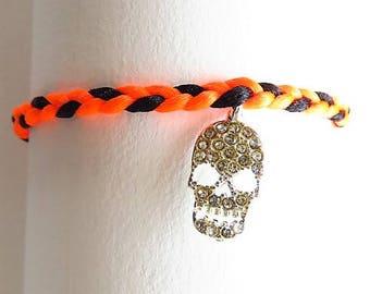 Halloween 17595 braided bracelet