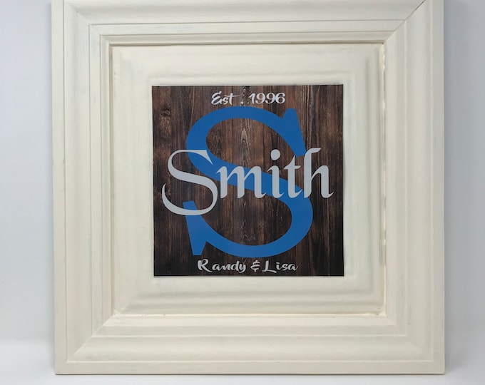 Custom Board signs, Accent Wall, Farmhouse, Southern Decor, One Frame endless possibilities, Frame, A new twist on Home Decor, Board Signs