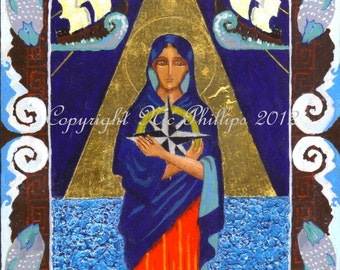 Stella Maris (prints and cards)