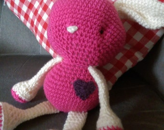 Penelope and Howard crochet patterns (2 patterns)