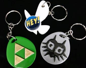 Legend of Zelda Keychain Collection